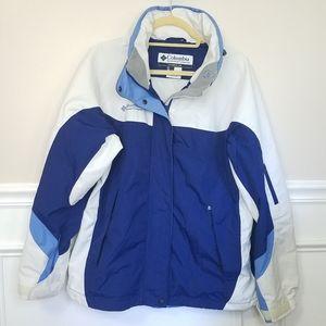 COLUMBIA Core Interchange Ski/Winter Hooded Jacket